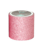 Heidi Swapp - Marquee Love Collection - Washi Tape - Glitter Pink - 2 Inches Wide