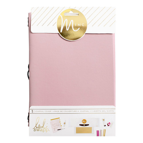 Heidi Swapp - MINC Collection - Journal - Cover - Blush