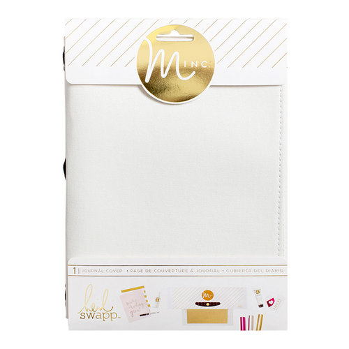Heidi Swapp - MINC Collection - Journal - Cover - Canvas