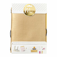 Heidi Swapp - MINC Collection - Journal - Cover - Gold