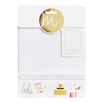 Heidi Swapp - MINC Collection - Journal - Inserts - Tickets