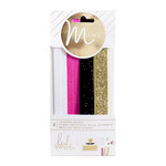 Heidi Swapp - MINC Collection - Journal - Elastic Bands