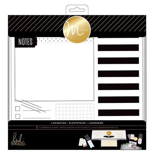 Heidi Swapp - MINC Collection - Lamination - Planner - Clipboard