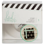 Heidi Swapp - Foam Stamps - Snowflake