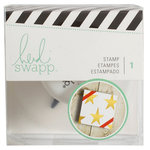 Heidi Swapp - Foam Stamps - Star
