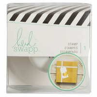 Heidi Swapp - Foam Stamps - Heart