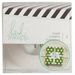 Heidi Swapp - Foam Stamps - Circle