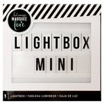Heidi Swapp - LightBox Collection - Lightbox Mini - White