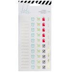 Heidi Swapp - Memory Planner - Cardstock Stickers - Icons