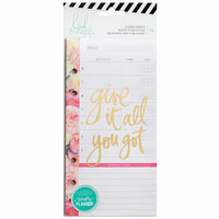 Heidi Swapp - Memory Planner - Planner Inserts - Personal - Meal Plan