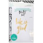 Heidi Swapp - Memory Planner - Planner Inserts - Large - Bucket List