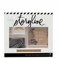Heidi Swapp - Storyline Collection - Deck of Days - Everyday
