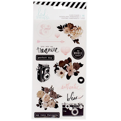 Heidi Swapp - Magnolia Jane Collection - Clear Stickers