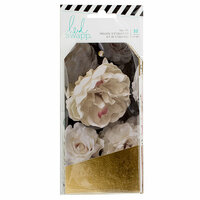 Heidi Swapp - Magnolia Jane Collection - Gold Leaf Tags