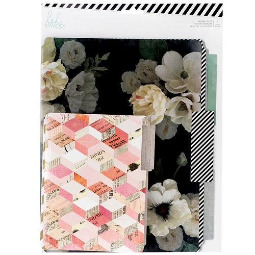 Heidi Swapp - Magnolia Jane Collection - Memory Files
