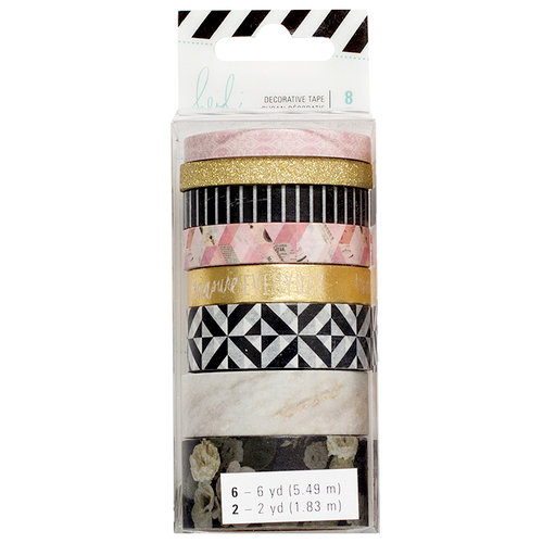 Heidi Swapp - Magnolia Jane Collection - Washi Tape Set