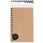 Heidi Swapp - Magnolia Jane Collection - Journal Inserts - Kraft