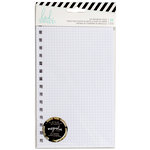 Heidi Swapp - Magnolia Jane Collection - Journal Inserts - White