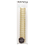 Heidi Swapp - Magnolia Jane Collection - The Cinch - Binding Wires - .75 Inch - Gold