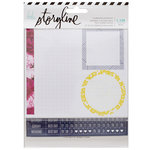 Heidi Swapp - Storyline Collection - Sticker Kit - Peony