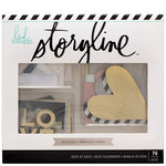 Heidi Swapp - Storyline Collection - Deck of Days - Wedding