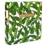 Heidi Swapp - Storyline Collection - 8.5 x 11 Album - Leaves