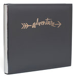 Heidi Swapp - Storyline Collection - 12 x 12 Album - Gray