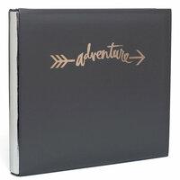 Heidi Swapp - Storyline Collection - 12 x 12 Album - Gray