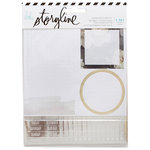 Heidi Swapp - Storyline Collection - Sticker Kit - Wedding
