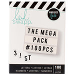 Heidi Swapp - LightBox Collection - Mega Pack - Black