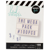 Heidi Swapp - LightBox Collection - Mega Pack - Blue