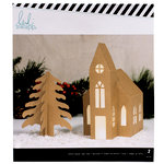 Heidi Swapp - Home for the Holidays Collection - Christmas - Church Kraft