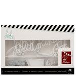 Heidi Swapp - Letterboard - Phrase Kits - Dreaming - White