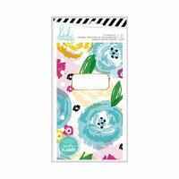 Heidi Swapp - Fresh Start Collection - Memory Planner - Journal - Storybook Set - Playful