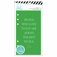 Heidi Swapp - Fresh Start Collection - Memory Planner - Journal - List Book - Exercise