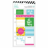 Heidi Swapp - Fresh Start Collection - Memory Planner - Cardstock Stickers - Playful