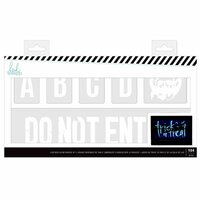 Heidi Swapp - LightBox Glow Collection - Accessory Kit - Halloween