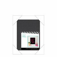 Heidi Swapp - Letterboard - Frame - 12 x 15 - Black