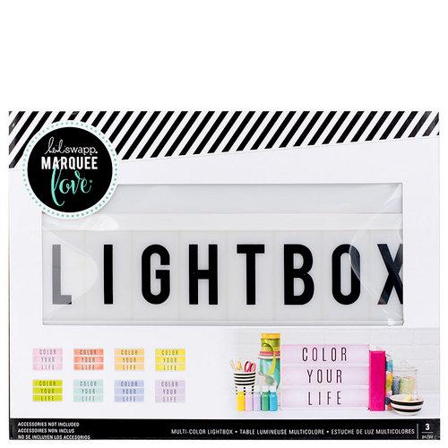 Heidi Swapp - LightBox Collection - Lightbox - Multi-Colored