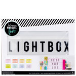 Heidi Swapp - LightBox Collection - Lightbox - Multi-Colored