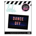 Heidi Swapp - LightBox Glow Collection - Mega Pack - Alphabet - Orange