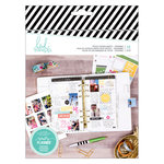 Heidi Swapp - Fresh Start Collection - Memory Planner - Photo Sticker Sheets - Personal