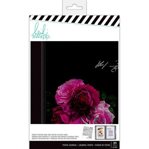 Heidi Swapp - Hawthorne Collection - Photo Journal - Floral