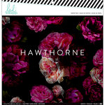 Heidi Swapp - Hawthorne Collection - 12 x 12 Paper Pad