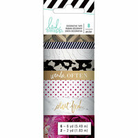Heidi Swapp - Hawthorne Collection - Washi Tape
