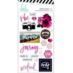 Heidi Swapp - Hawthorne Collection - Cardstock Stickers