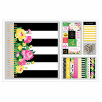 Heidi Swapp - Fresh Start Collection - Memory Planner - Planner - Classic - Box Kit - Undated