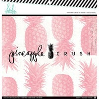 Heidi Swapp - Pineapple Crush Collection - 12 x 12 Paper Pad