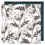 Heidi Swapp - Pineapple Crush Collection - 12 x 12 Double Sided Paper - Aloha