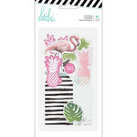 Heidi Swapp - Pineapple Crush Collection - Ephemera